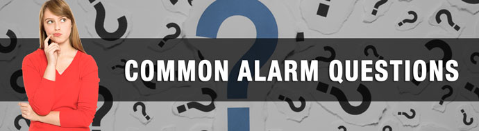 common-alarm-questions