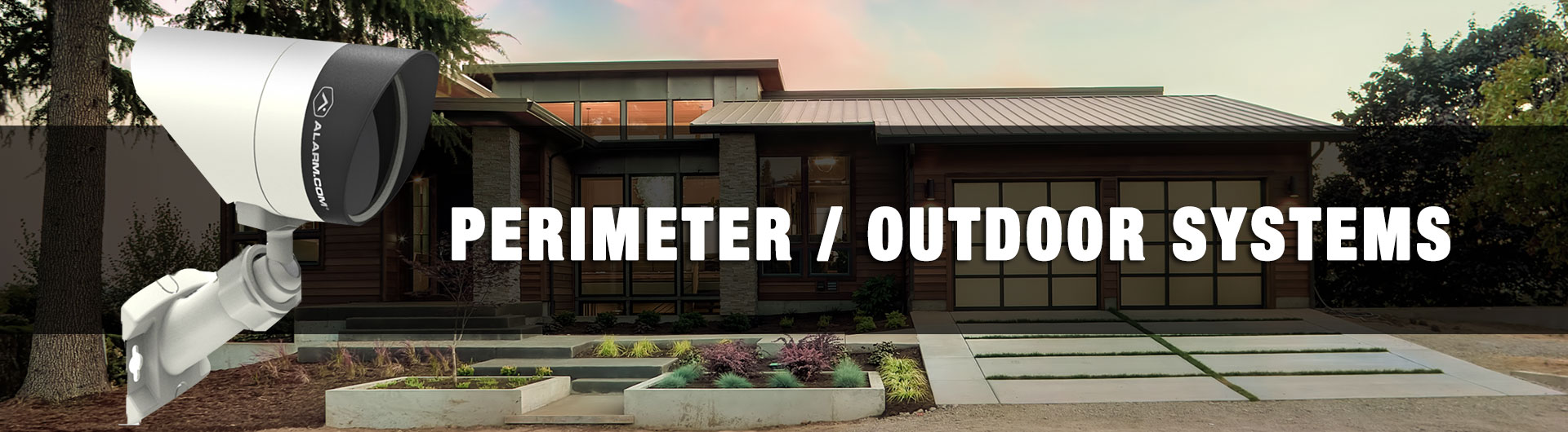 perimeter outdoor systems